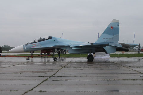 "SU 30SM "" 71 ""  RF-81732  Russian Air Force -3"