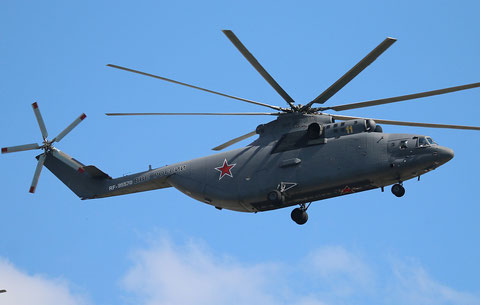 "Mi 26 "" 11 ""  RF-95570 Russian Air Force -1"