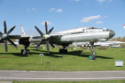 "TU 116  "" CCCP-76462 ""  -6"