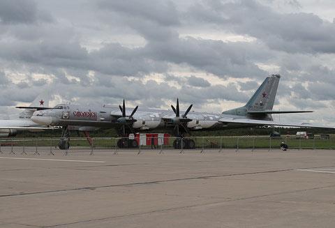 "TU 95MS "" 29 "" RF-94178  Smolensk  Russian Air Force -3"