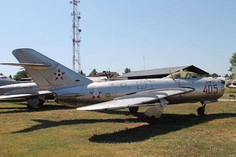 MiG17PF 405-1