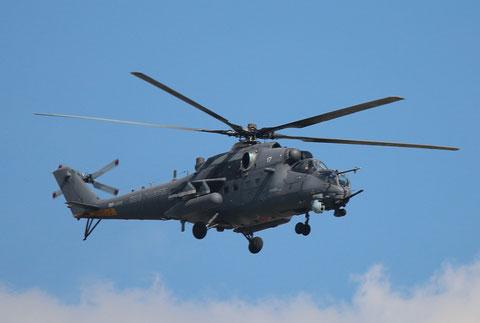 """MI 35 """" 17 """"   RF-13010  Russian Air Force -1"""