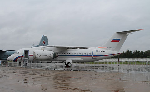 "AN 148-100E  "" RA-61726 "" Russian Air Force -4"