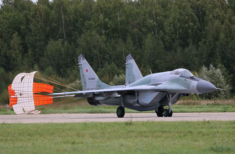 "MiG 29SMT(R)  "" 21 ""  RF-90845  Russian Air Force -5"