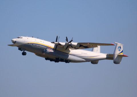 """AN 22A  """" UR-09307 """"  Antonov Airlines -5"""