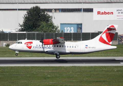 ATR42 OK-KFO-2