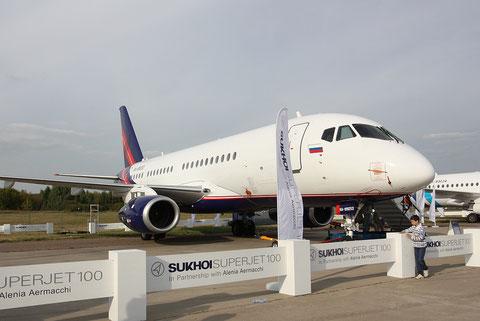 """Superjet 100-95B """" RA-89053 """"  RusJet -1"""