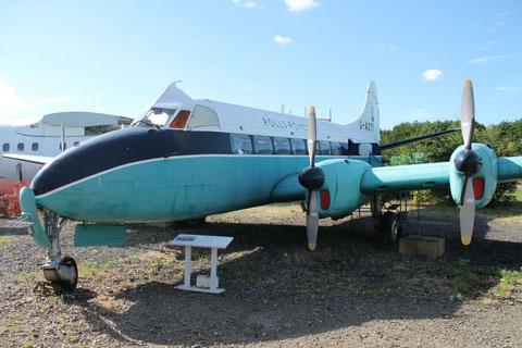 De Havilland 114 Heron 2D G-AOTI-1