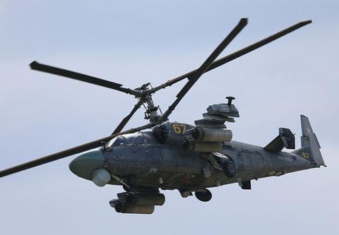 "Ka 52 "" 67 ""  RF-91107 Russian Air Force -1"