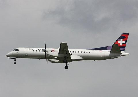 Saab2000 HB-IZX-2