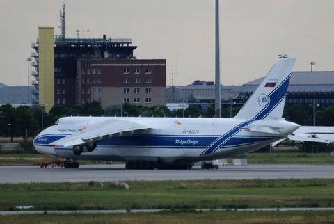 "An-124-100 "" RA-82074 "" Volga-Dnepr Airlines -3"