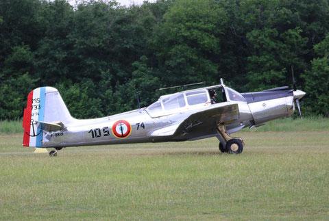 "Morane Saulnier MS.733 Alcyon "" F-BKOI "" -2"