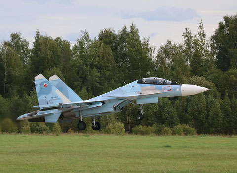 "SU 30SM "" 03 ""  RF-85819 Russian Air Force-01"