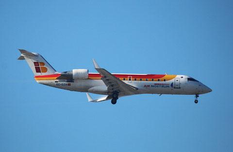 """CRJ-200 """" EC-GZA """"  Air Nostrum -1"""