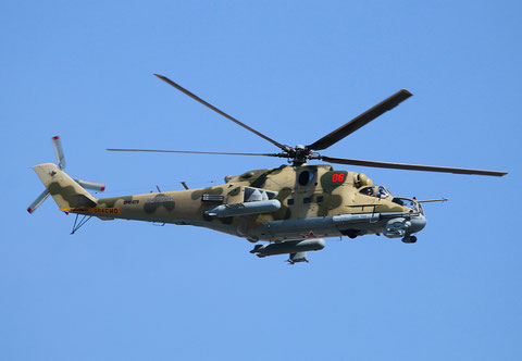 "MI 24P "" 06 ""   RF-91078  Russian Air Force -1"