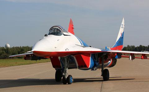 """MiG 29C  """" 32 """"  RF-91925 Воздушно-космические силы   ( ВКС ) Россия -1"""