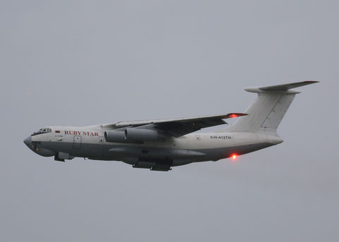 "IL 76TD "" EW-412TH ""  Ruby Star -3"