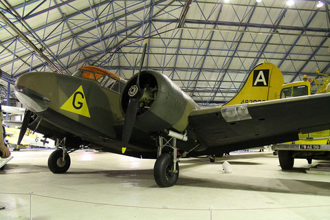 Airspeed Oxford I MP425-2