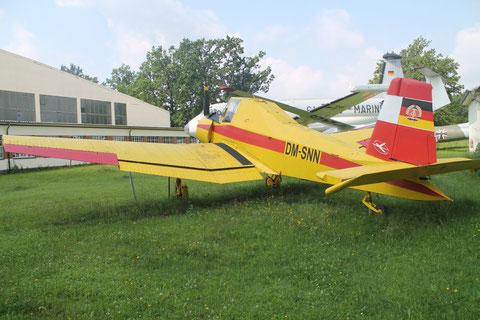 """Z 37A """" DM-SNN """" Interflug -1"""