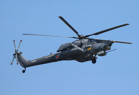 "Mi 28N "" 04 ""  RF-95332  Russian Air Force -1"