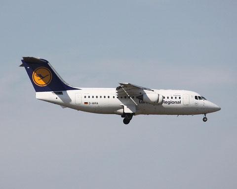 RJ85 D-AVRA-2