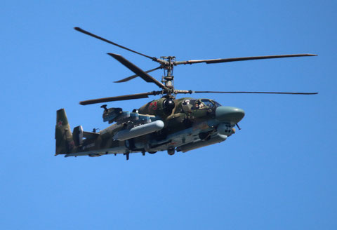 "Ka 52 "" 73 ""  RF-90388 Russian Air Force -1"