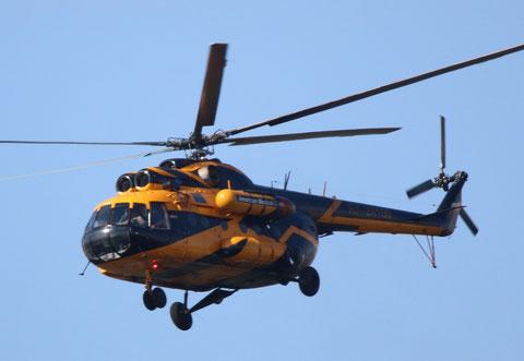 """Mi 8TB  """" RA-24100 """"  Sky Avia -1"""