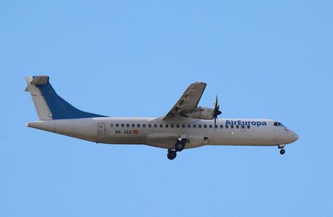 "ATR 72-212A "" EC-LYJ ""  Air Europa -1"