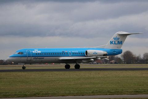 Fokker70 PH-KZE-1