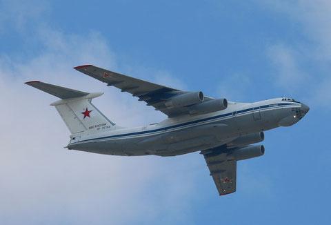 "IL 76MD "" RA-76764 "" Russian Air Force -2"