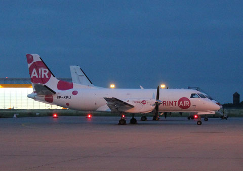 "Saab 340A  "" SP-KPU ""  Sprint Air -1"