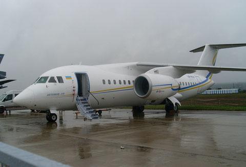 "AN 158 "" UR-NTN ""   Antonov Design Bureau -2"
