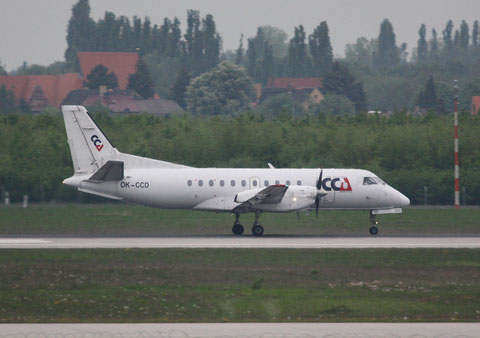 "Saab 340B "" OK-CCD "" Central Connect Airlines -1"