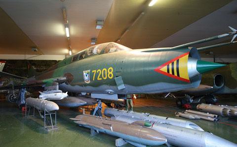"SU 22UM3K "" 7208 "" Slovak Air Force -1"