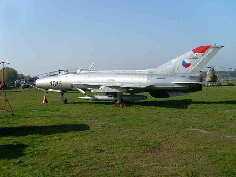 MiG21 1015-4