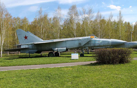 "MiG 25P "" 04 "" Russian Air Force -1"