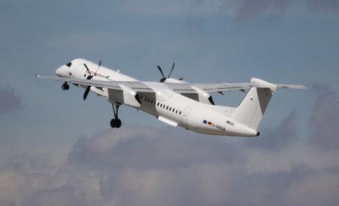 "Dash 8-402 "" D-ABQA "" Eurowings -3"