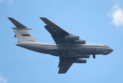 "IL 76MD "" RF-76668 "" Russian Air Force -1"