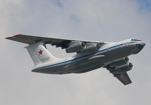 """IL 76MD-90  """" RF-78653 """" Russian Air Force -2"""