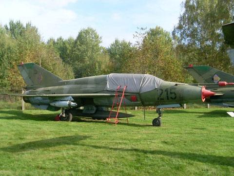 MiG21 215-2