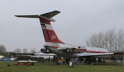 """IL 62  """" DM-SEC """"  Interflug -2"""