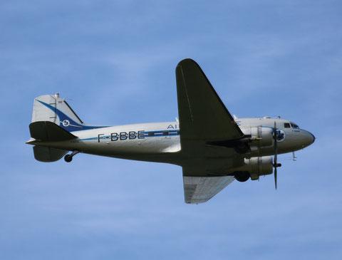 "DC-3 ( C-47A Skytrain )  "" F-AZTE ""  -1"