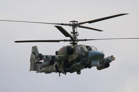 "Ka 52 "" 80 ""  RF-90392  Russian Air Force -2"
