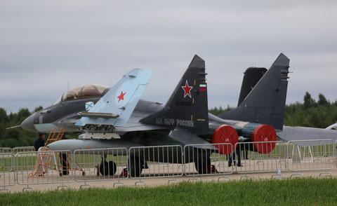 "MiG 29K  "" 48 ""  RF-92324  Russian WMF -3"
