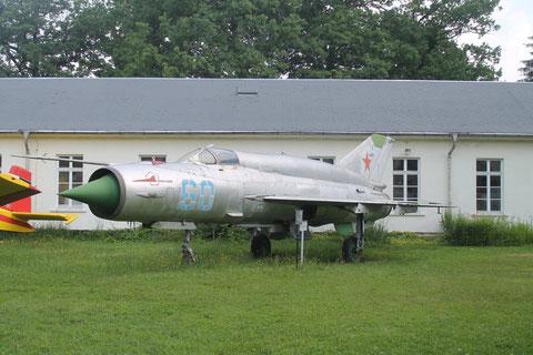 """MiG 21SMT """"60""""  -1"""