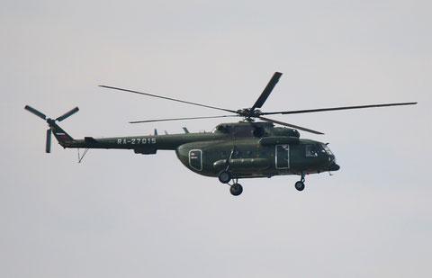 """Mi 8MTV-1  """" RA-27015 """"  Rossija / SLO -1"""