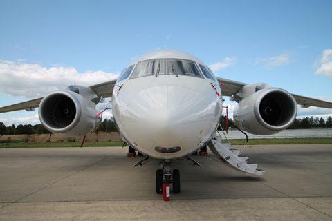 """AN 148-100E  """" RA-61730 """" Russian Air Force -2"""