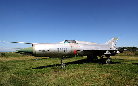 "MiG 21R "" 1918 "" Czech Air Force -1"
