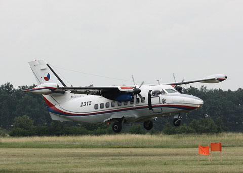 """L 410 UVP-E """" 2312 """" Czech Air Force -1"""