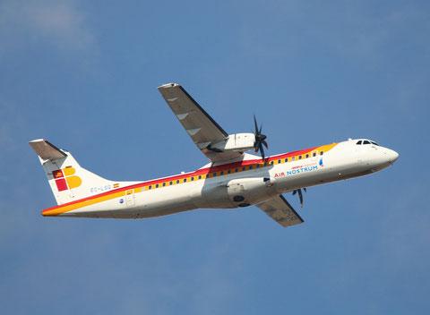 """ATR 72-600 """" EC-LSQ """"  Air Nostrum -3"""